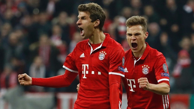 Bayern Münih Guinness Rekorlar Kitabı'da