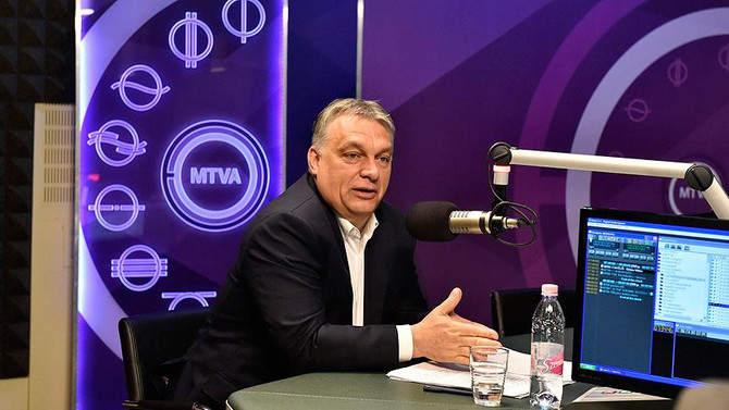 Orban'dan AB'ye Soros tepkisi