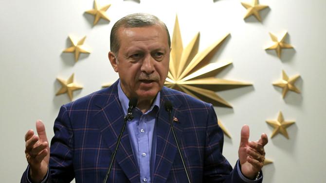 Erdoğan HSK üyelerini seçti