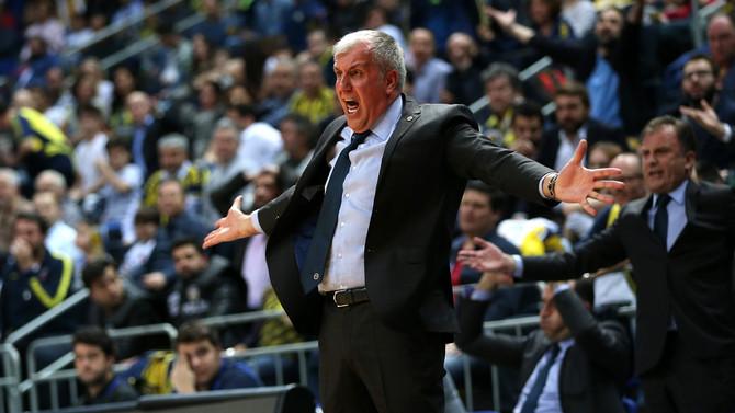 Obradovic 11. kez finalde