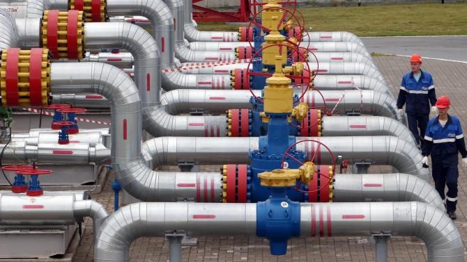 Küresel doğalgaz ihracatı yüzde 4.8 arttı
