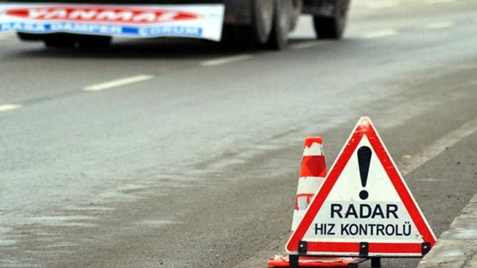 'Uyanık' sürücülere yeni radar uygulaması