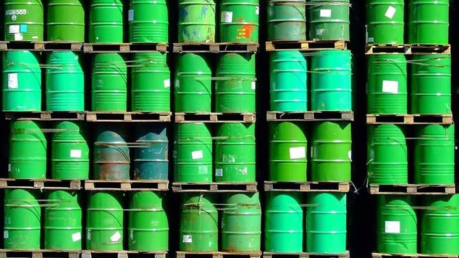 ABD'de petrol stokları 14 haftanın 11'inde geriledi