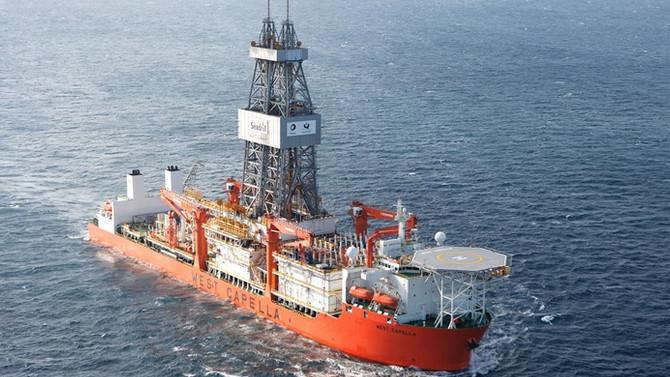 Total Kıbrıs'ta doğalgaz arıyor