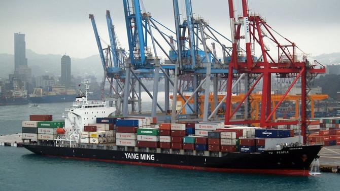 Türkiye'de hedef büyüten Yang Ming en büyük gemilerle taşıma yapacak