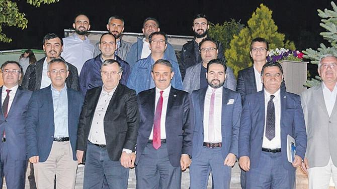 'Konya, Kayseri, Aksaray ve Ankara yerli otomotiv için kümeleşsin'