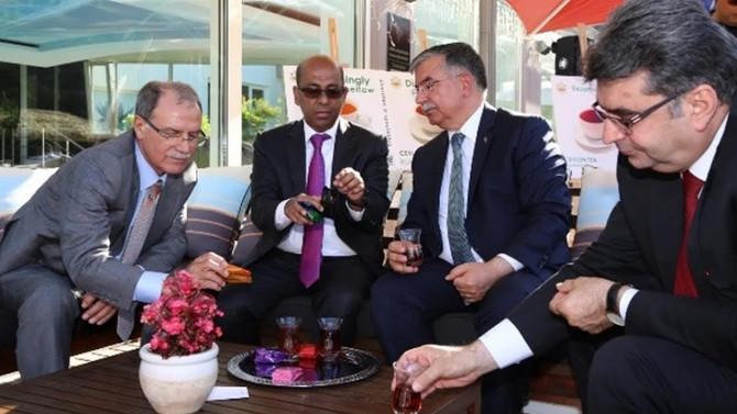 'Sri Lanka ile ilişkileri geliştirmek istiyoruz'
