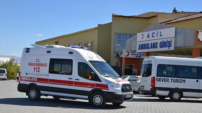 Hakkari'de mayınlı saldırı: 4 asker yaralı