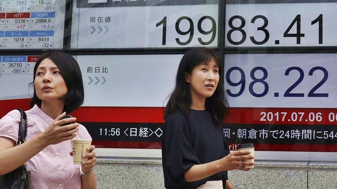 Asya borsaları Hindistan hariç pozitif