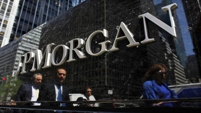 JP Morgan'ın kârı yüzde 13 arttı