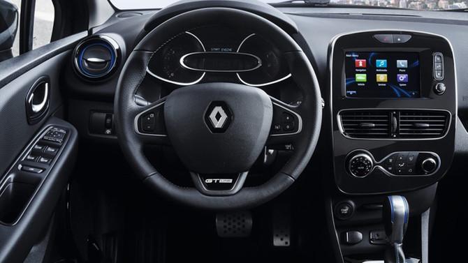 Renault Clio'dan özel seri: Clio Touch Chrome