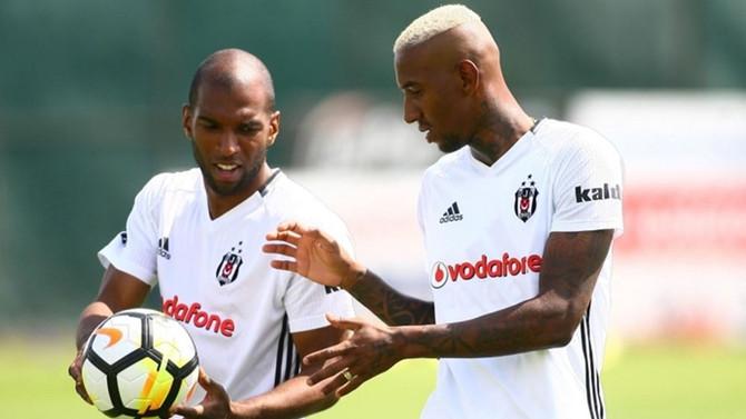 Beşiktaş'ta yeni sezon çalışmaları sürüyor