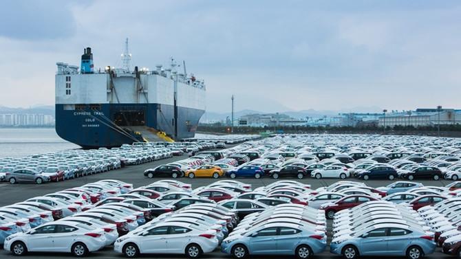 Otomotiv, ihracatta kilo fiyatını artıran tek sektör oldu