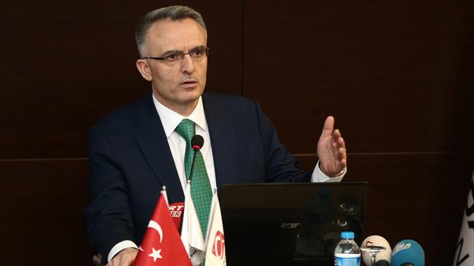 Maliye Bakanı Ağbal: Ekonomik göstergelerin 8'i kırmızıdan yeşile döndü