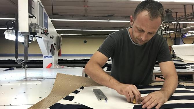 Tekstilde ihracat kilogram değeri arttı