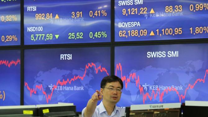 Asya borsaları 'füze' krizini çabuk atlattı