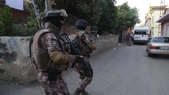 9 ilde DEAŞ operasyonu: 25 gözaltı