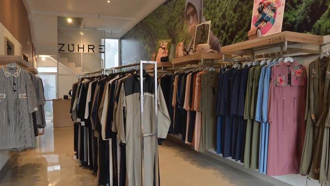 Zühre 27'inci mağazasını Endonezya'da açtı