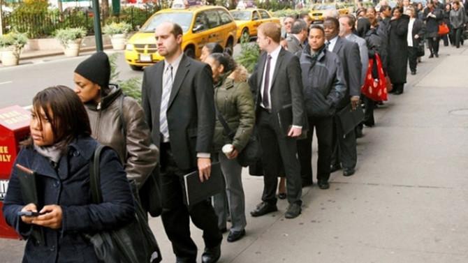 ABD'de işsizlik başvuruları 3 bin arttı
