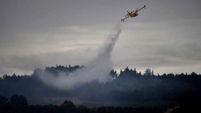 Fransa'da orman yangını: 400 kişi tahliye edildi