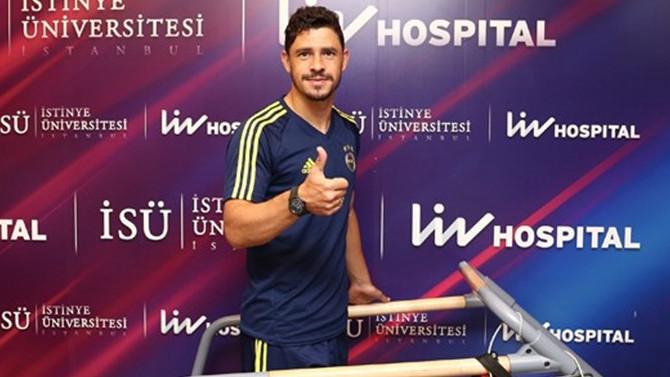 Giuliano sağlık kontrolünden geçirildi