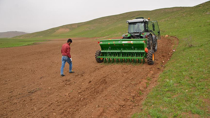 Altı ayda çiftçiye 226 milyon lira tazminat