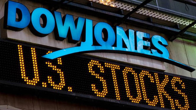 Dow Jones'tan rekor üstüne rekor