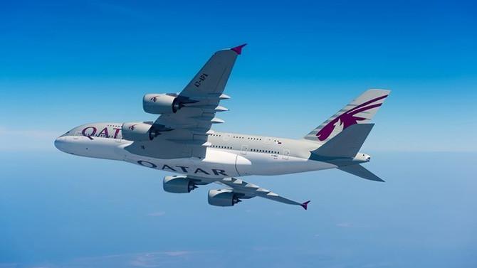 Katar'a yeni hava koridoru