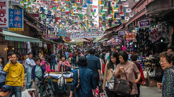 'Güney Kore ile ticaret hacmi artacak'