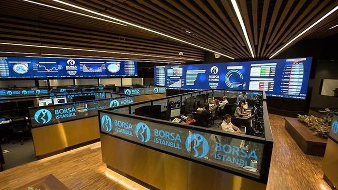 Borsa 110 bin puanın üzerini test etti