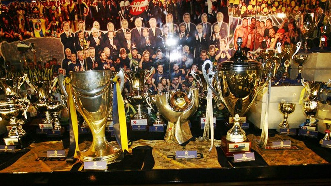 Süper Lig'de Fenerbahçe'nin 'en'leri