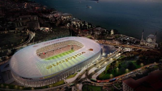 Vodafone KaraKartal'dan Beşiktaş'a 5 milyon TL gelir