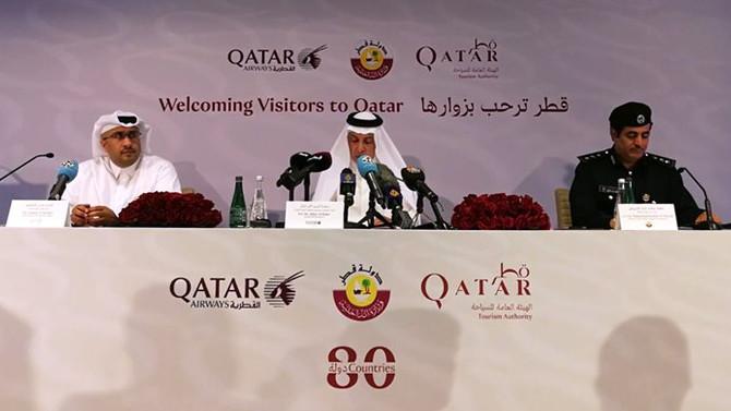 Katar 80 ülkeye vize muafiyeti getirdi
