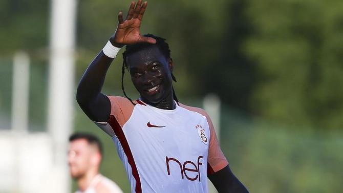 Gomis: Galatasaray'ın yeri Şampiyonlar Ligi