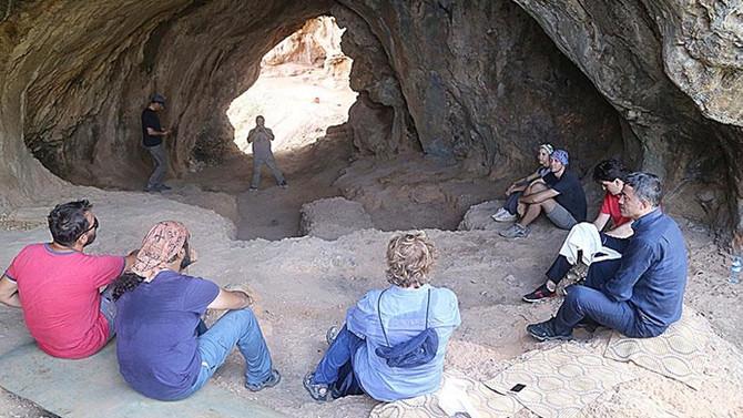 Üçağızlı Mağarası turizme kazandırılacak
