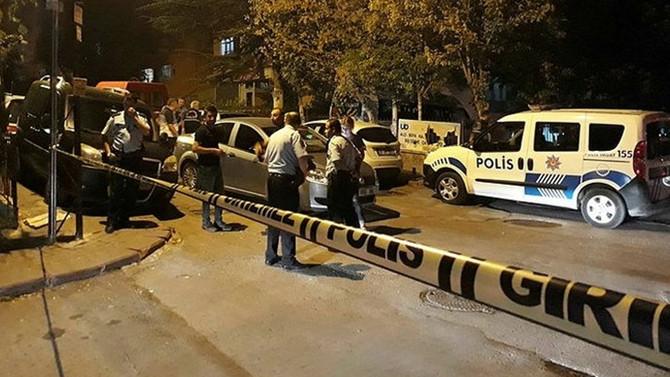 Başkentte silahlı saldırı: 9 yaralı