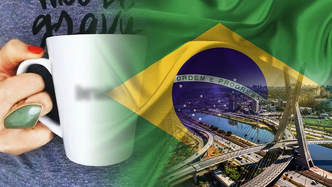 Brezilyalı firma düzenli olarak seramik kupa ithal edecek