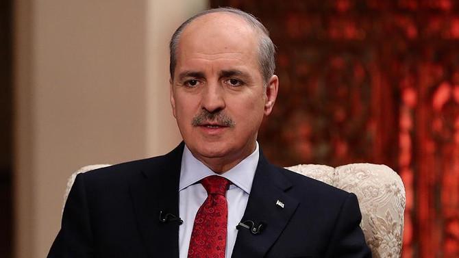 Kurtulmuş: Türkiye güvenli bir ülke