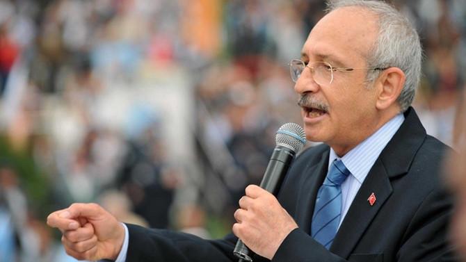 Kılıçdaroğlu'ndan 'silah ambargosu' açıklaması