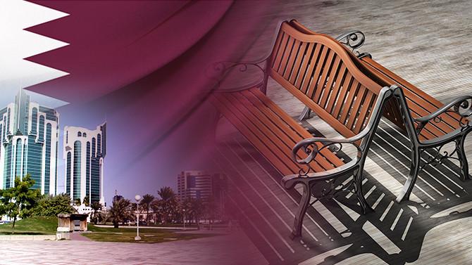 Katarlı müşteri dış mekan mobilya çeşitleriyle ilgileniyor