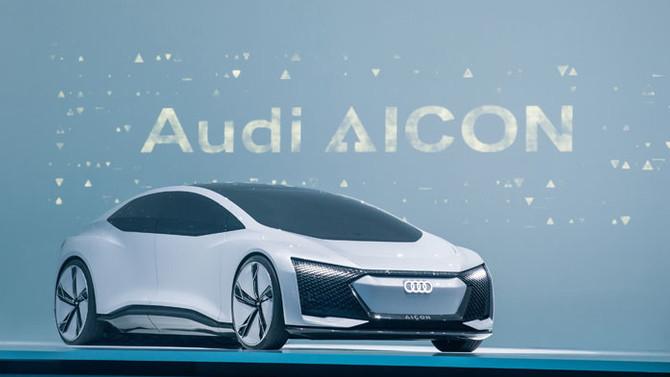 Geleceğin Audi'si görücüye çıktı