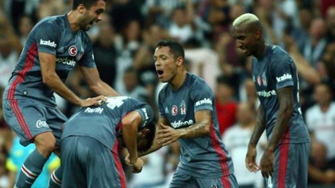 Beşiktaş, Porto'yu devirdi