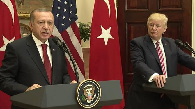 Erdoğan ile Trump, ABD'de bir araya gelecek