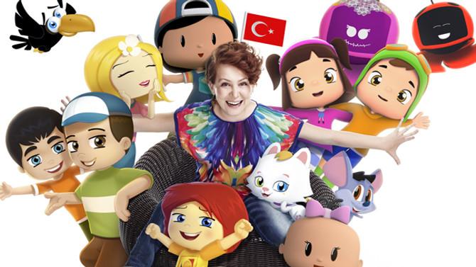 Türkiye'de de çizgi film yapılabileceğini kanıtladı