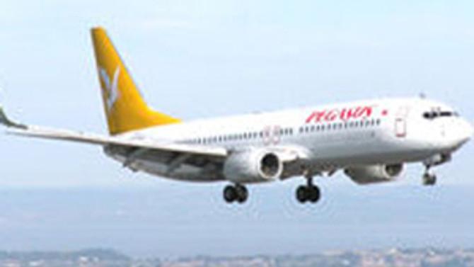 Pegasus, Türkiye-Belçika seferlerine başlıyor