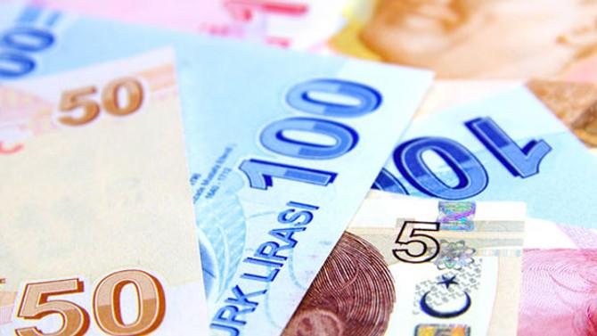 Bankacılık sektörünün toplam kredi hacmi yüzde 0,56 azaldı