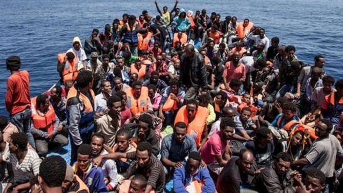 беженцы в италии римини УАЗ