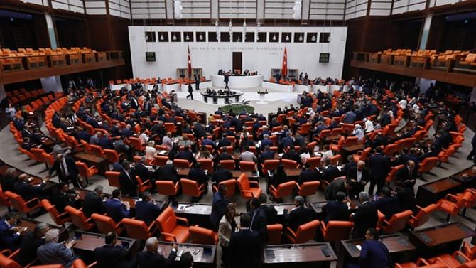 Meclis haftaya güvenoylaması ile başlıyor