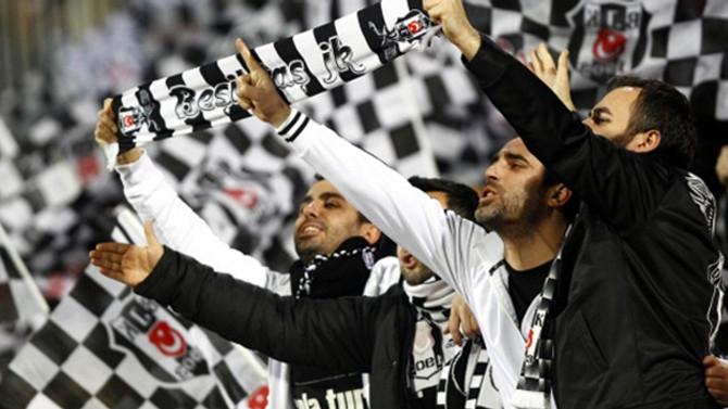 Beşiktaş'tan taraftarlarına derbi uyarısı