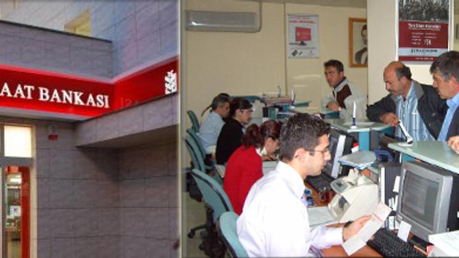 Ziraat Bankası'nda yolsuzluk iddiası